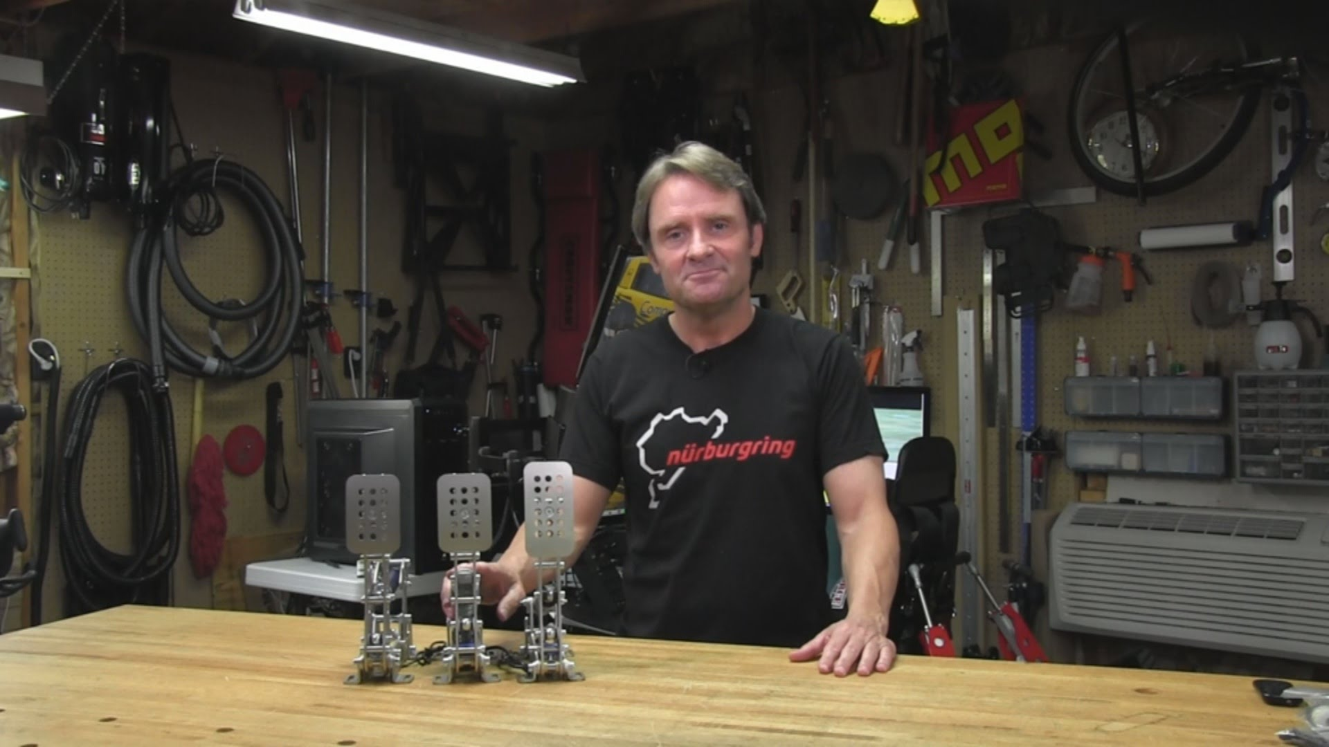 Heusinkveld Engineering Ultimate Pedal Review   Sim Racing