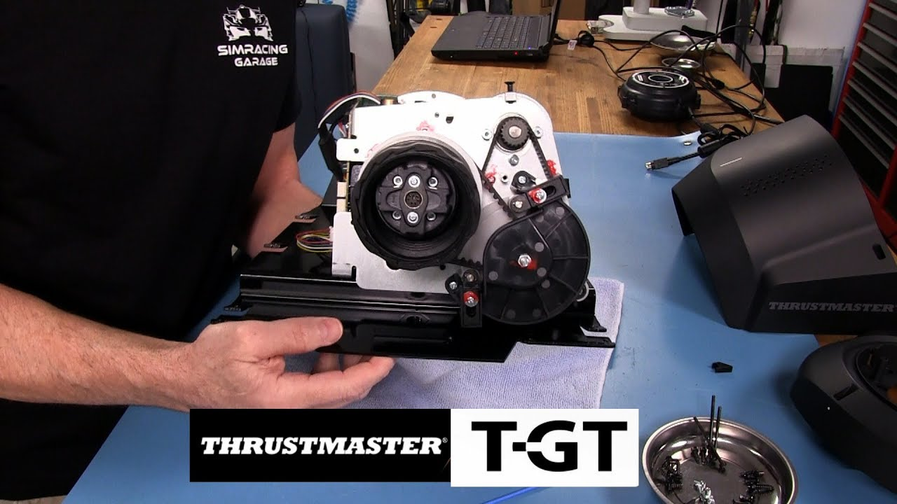 Thrustmaster T-GT Wheel Kit Review | Sim Racing Garage