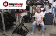 dfbc1bb15da GT Omega Apex Wheel Stand Review | Sim Racing Garage